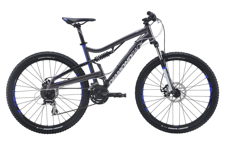 Diamondback Recoil Trail Full Suspension Mountain Bike