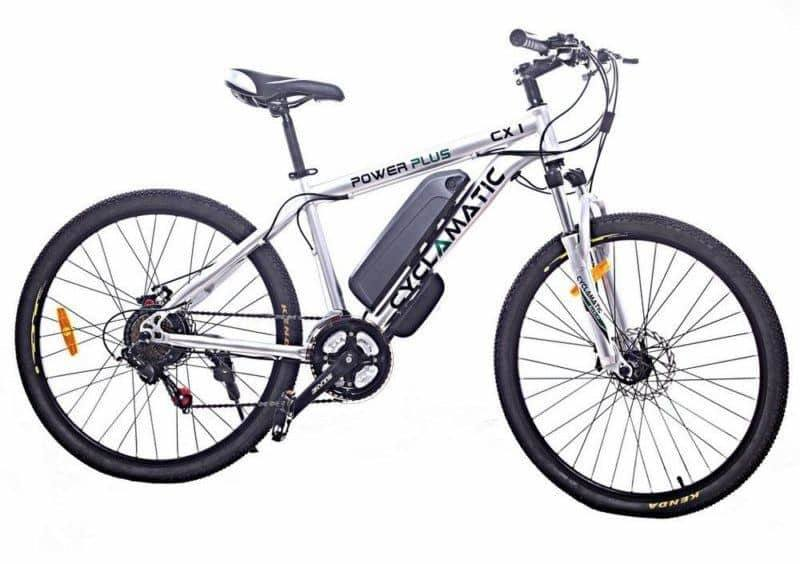 Cyclamatic Power Plus Electric Mountain Bike Review