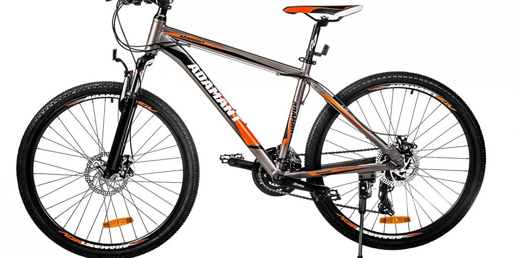 Adamant Double Wall Alloy X5 Mountain Bike Review with Detail Features