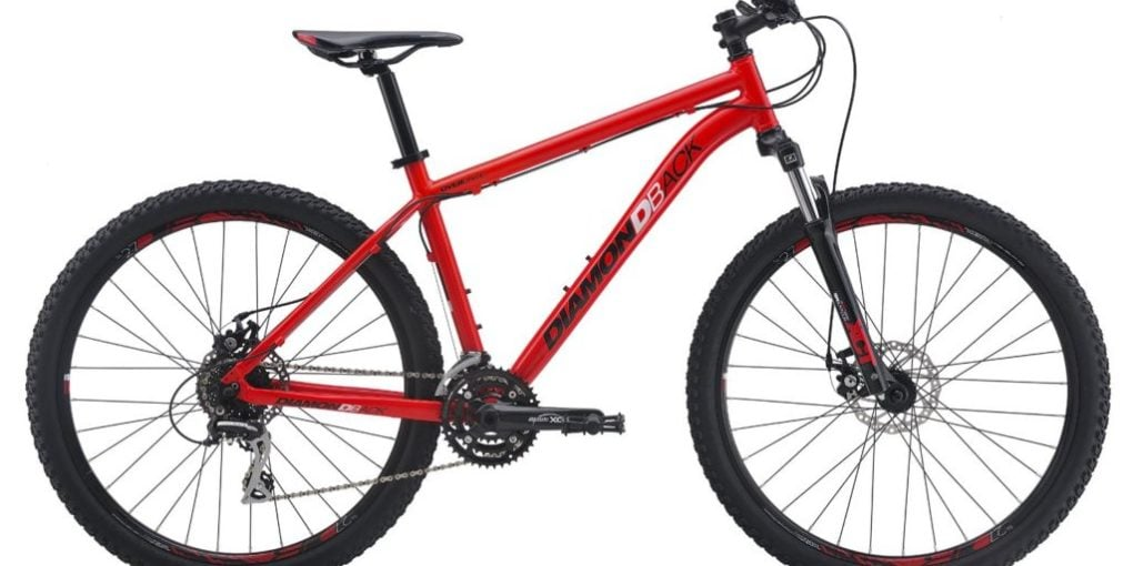 Diamondback Bicycle 2016 Overdrive Hard Tail Mountain Bike Review