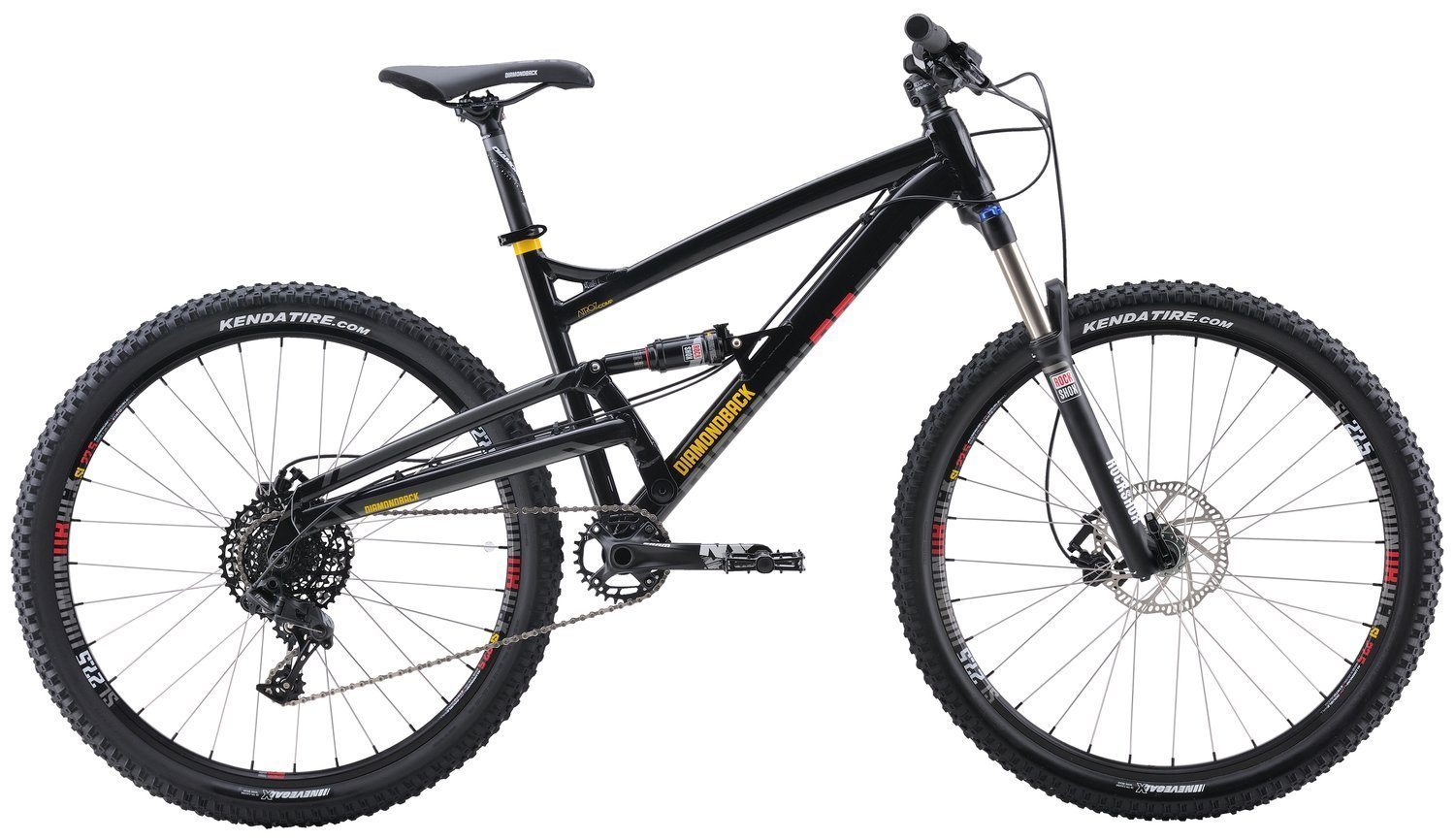 Diamondback Atroz Comp Full Suspension Mountain Bike Review