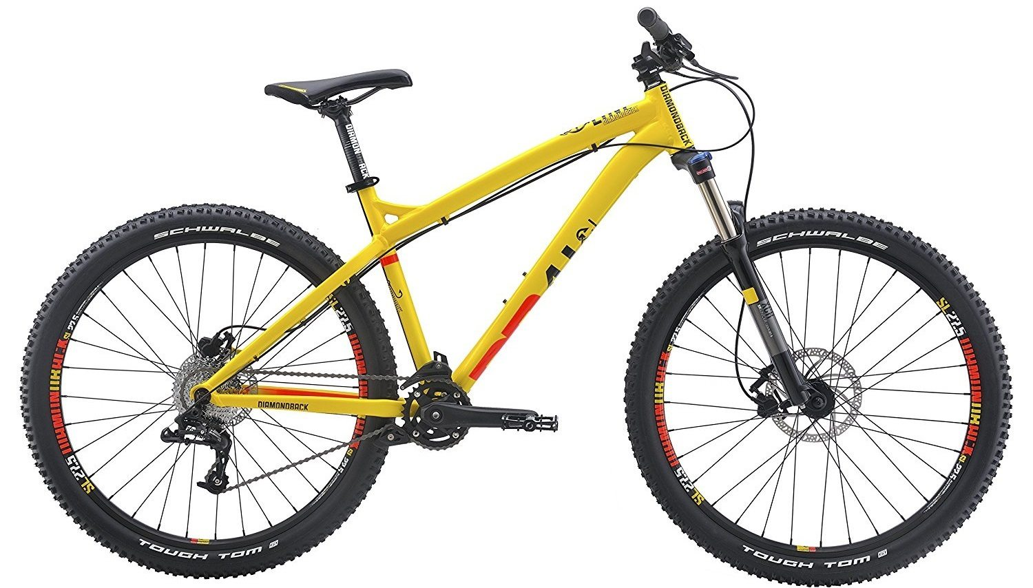 Diamondback Bicycles Line Hard Tail Complete Mountain Bike Review
