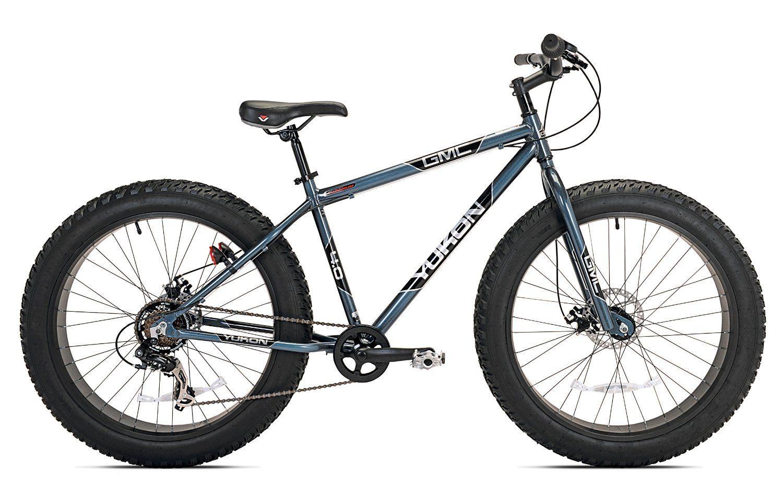 Gmc Yukon Fat Bike 26 Inch Review Mountain Bikes Lab
