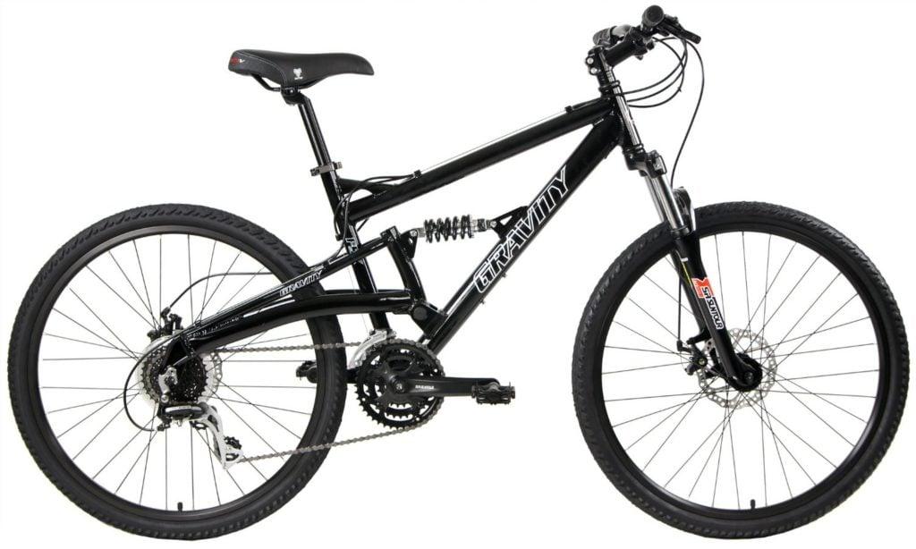 Gravity Fsx 29 One Dual Suspension Mountain Bike Review