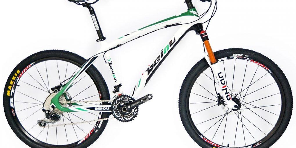 MTB Review, BEIOU Carbon Fiber Mountain Bike Hardtail Bike