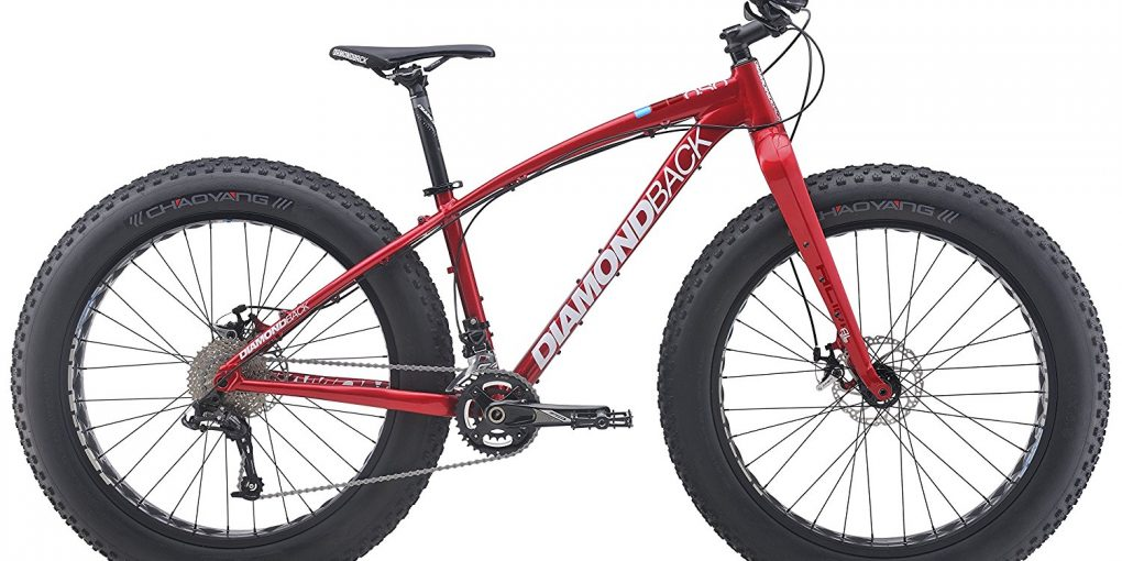 Diamondback Bicycles El Oso Grande Fat Mountain Bike Review with Detail Features