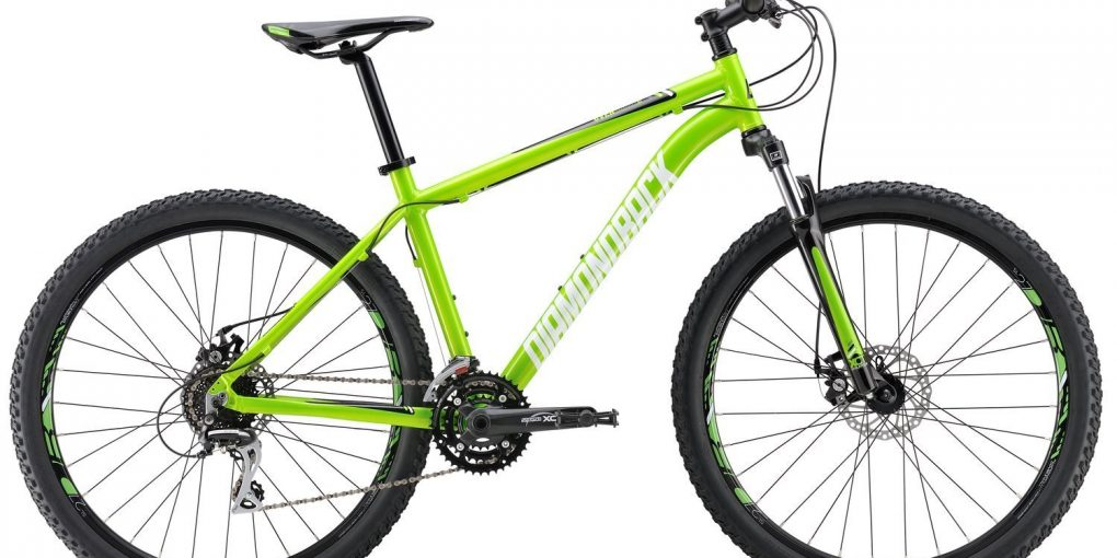 Diamondback Bicycles Overdrive ST Hardtail Mountain Bike Review with Detail Features