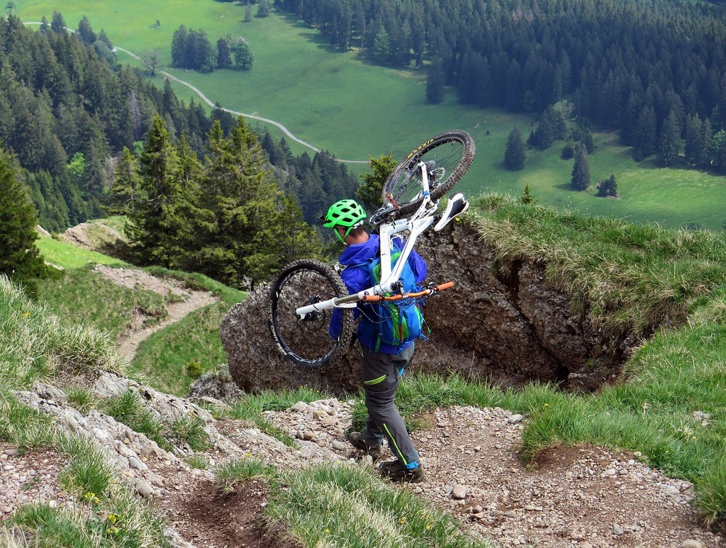 How to Fix Your Mountain Bike When You Break IT! | MTBs Lab