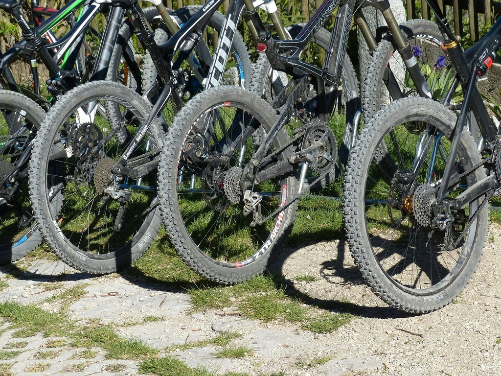 Types of Mountain Bike Tire | Mountain Bicycle Lab
