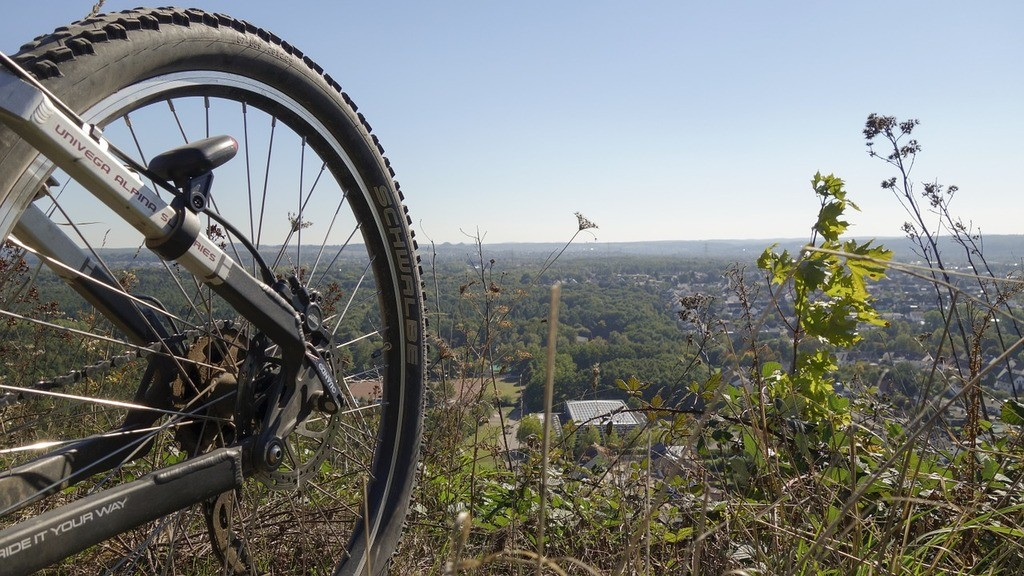 A Mountain Bike is not a Bike without Mountain Bike Tires