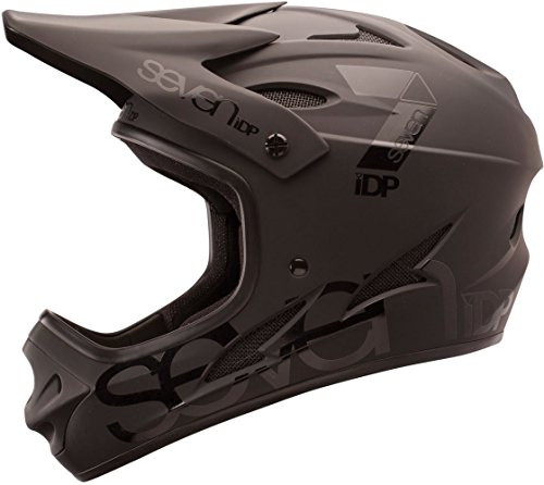 7iDP M1 Helmet, Matt Black/Gloss Black, Medium