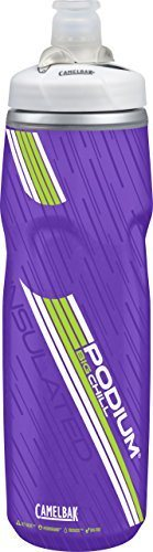 CamelBak 1301501075 Podium Big Chill Insulated Water Bottle, Prime Purple, 25 oz