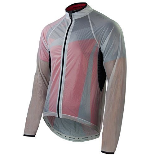Pactimo Men's Ultra-Lite Cycling Rain Jacket