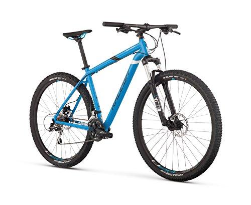 "Raleigh Bikes Tekoa Mountain Bike, Blue, 21""/X-Large"