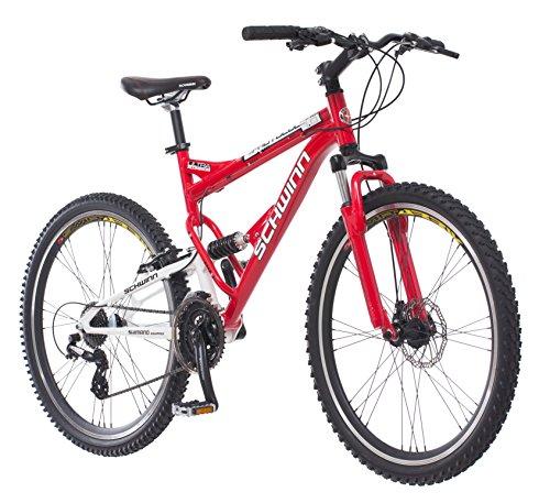 "Schwinn Protocol 1.0 Men's Mountain Bike, 26"" Wheels"
