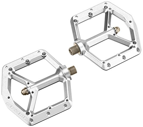 Spank Spike Flat DH Pedal Silver