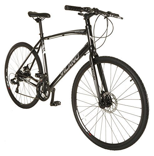 Vilano Diverse 3.0 Performance Hybrid Road Bike 24 Speed Disc Brakes
