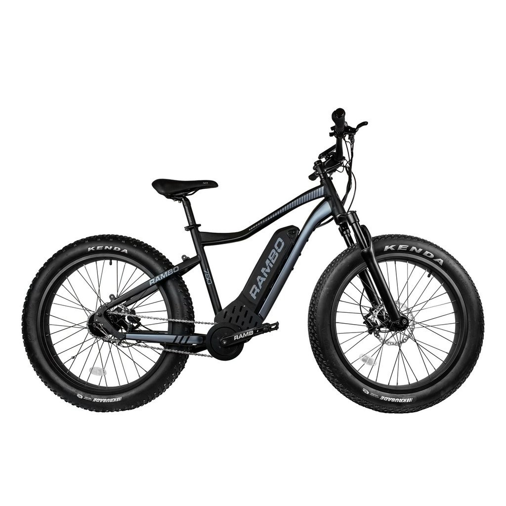 Rambo R750 Pursuit Review