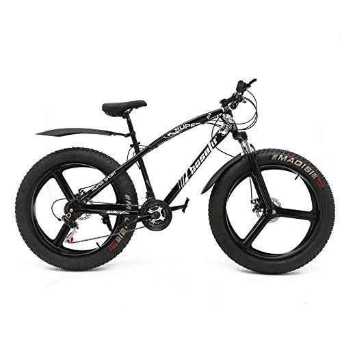 Hosote 26 Inch 21-Speed Fat Tire Mountain Bike