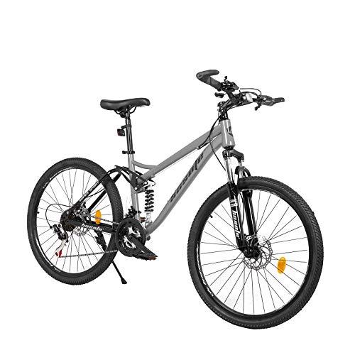 Hosote 26 Inch Full Suspension Mountain Bike