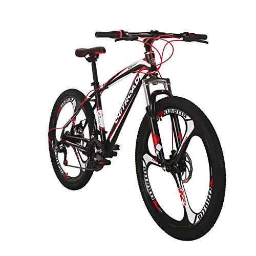Outroad 26-inch Wheel 21 Speed Mountain Bike