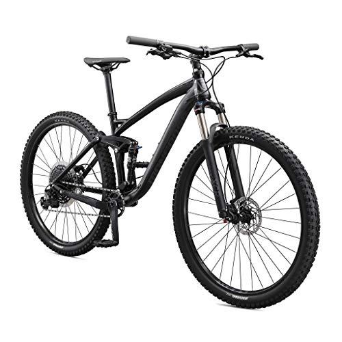 Mongoose Salvo Comp Mountain Bike, 9-Speed, 29-inch Wheel