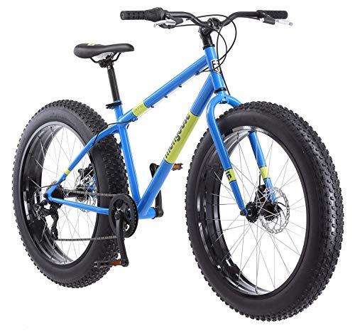 Best Fat Tire - Mongoose Dolomite Fat Tire Mountain Bike 26-inch Wheels