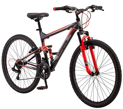 Mongoose Status 2.2 Mountain Bike with 26-Inch Wheels