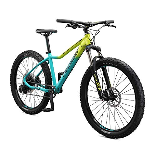 Runner Up - Mongoose Tyax Expert Adult Mountain Bike with 27.5-Inch Wheels