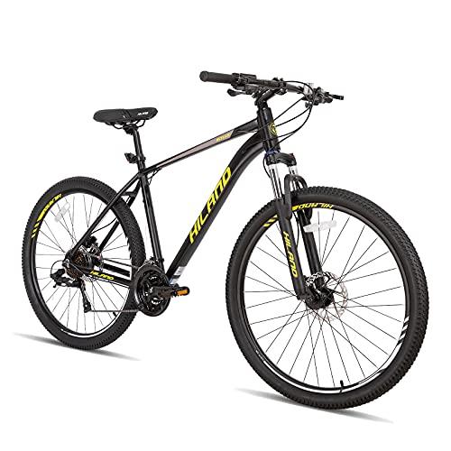 "Best Overall - Hiland 27.5"" 27-Speed Mountain Bike"