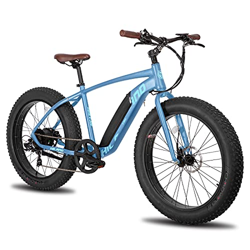 Best Electric MTB - Hiland 500 Watt E-Bike